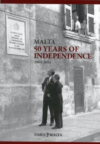Malta - 50 years of Independence 1964-2014