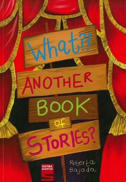 What?! Another Book of Stories?