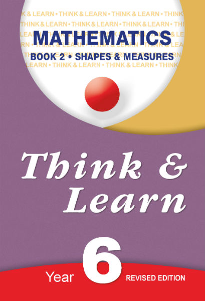 Mathematics  Year 6 - Book 2 - Shapes & Measures