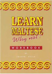 Learn Maltese - why not? - workbook