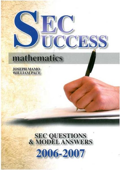 Sec Success - Mathematics 2006-2007