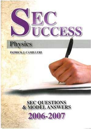 SEC Success Physics 2006-2007