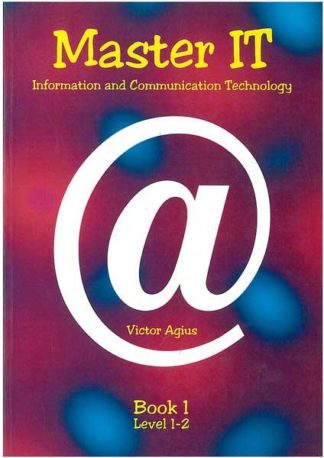 Master IT  - information and communication technology - Book 1 l