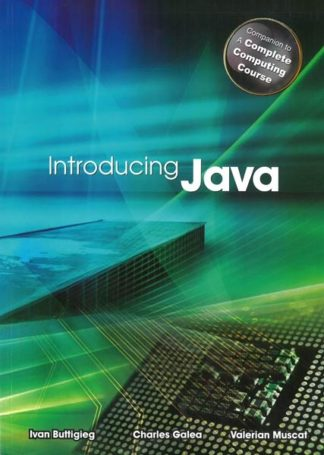 Introducing Java