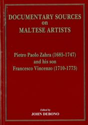 Documentary Sources on Maltese Artists