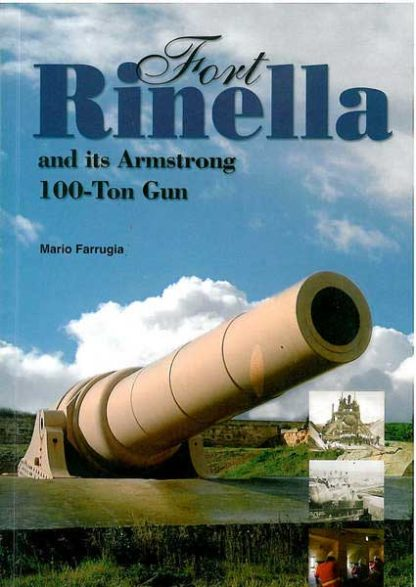 Fort Rinella and its Armstrong 100-Ton Gun