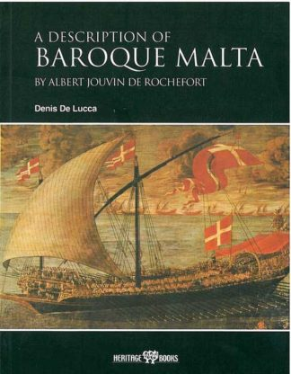 A Description of Baroque Malta