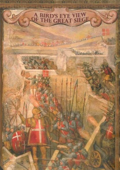 A Bird's Eye View of The Great Siege