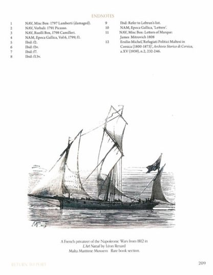 In the name of the Prince: Maltese Corsairs 1760-1798