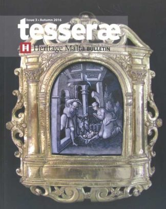 Tesserae - Issue 3 - Autumn 2016