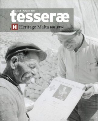 Tesserae - Issue 5 - Autumn 2017