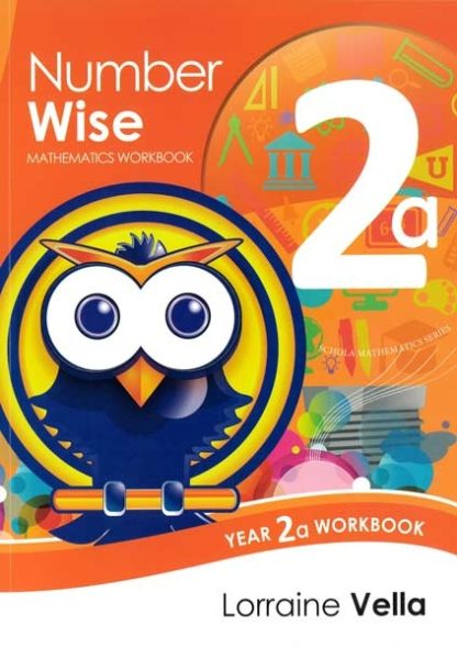 Number Wise 2a Mathematics Workbook