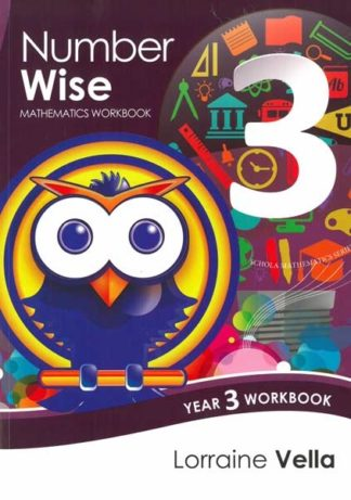 Number Wise 3 Mathematics Workbook