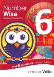 Number Wise 6 Mathematics Workbook