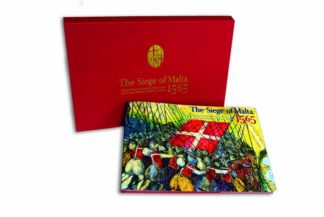 The Siege of Malta - Hardback