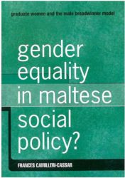 Gender equility In Maltese social policy?