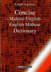 Concise Maltese - English