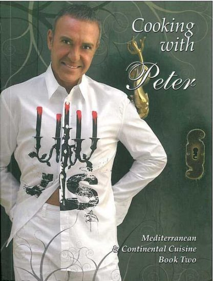 Cooking with Peter