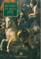 Histories of Malta  - Mysteries and Myths Vol 08 (Hardcover)