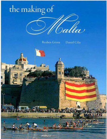 The making of Malta Hardcover