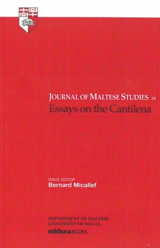 Journal of Maltese Studies 28