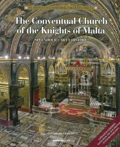 The Conventual Church of the Knights of Malta