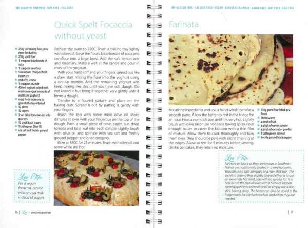 Leas good food everyday easy recipes for todays living forumfinder Images