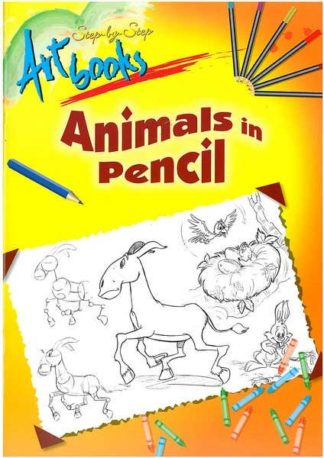Animals in Pencil
