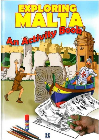 Exploring Malta - an Activity Book
