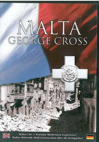 Malta George Cross - DVD in English and German