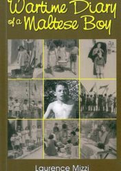 Wartime Diary of a Maltese boy