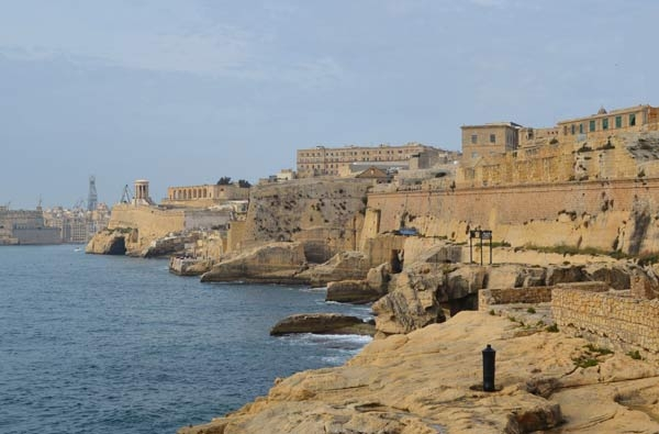 The Malta Coastal Walk