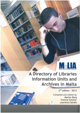 A Directory of Libraries