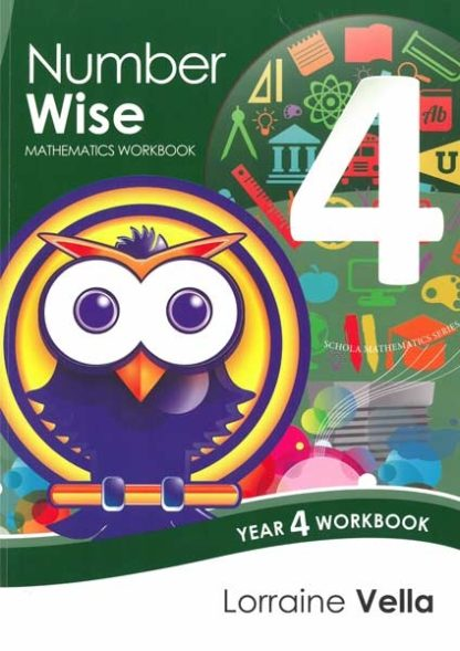 Number Wise 4 Mathematics Workbook