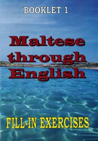 Maltese through English Fill-in Exercises