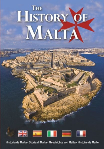 The History of Malta DVD