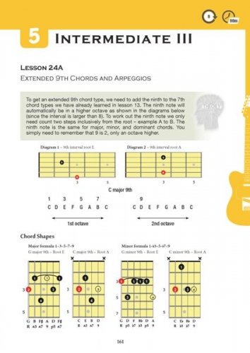 A Step-by-Step Approach for the Modern Guitar Player