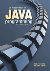 An Introduction to Java Programming