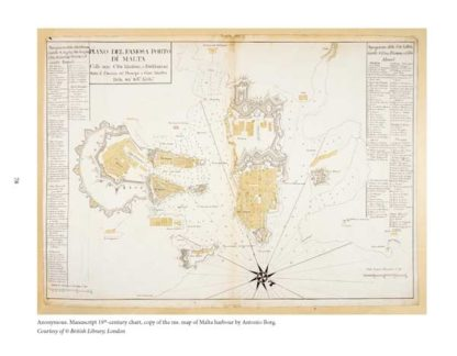 The Charting of Maltese Waters