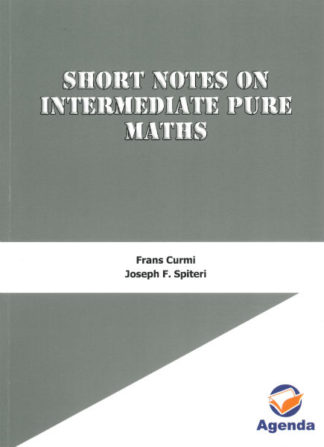 Short Notes On Intermediate Pure Maths
