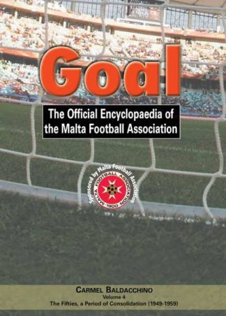 Goal Volume 4 - The Fifties
