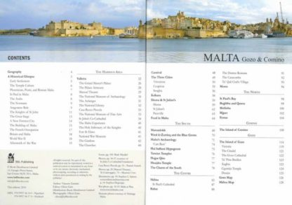 Malta Gozo & Comino - English Edition PB