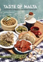 Taste of Malta - Paperback Edition