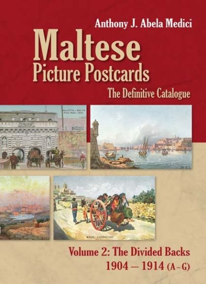 Maltese Picture Postcards The Definitive Catalgoue