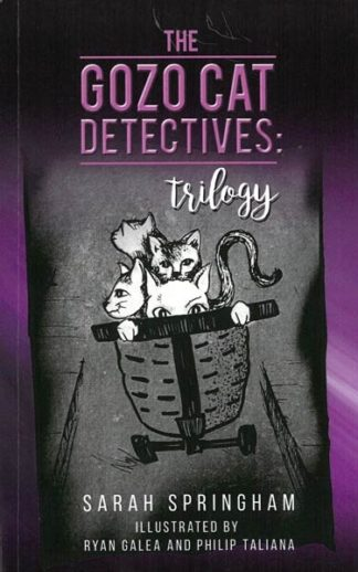 The Gozo Cat Detectives: Trilogy