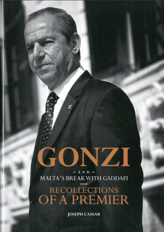 Gonzi and Malta's Break with Gaddafi