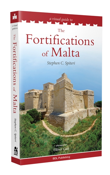 A Visual Guide to the Fortifications of Malta