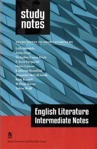English Literature Intermediate Study Notes
