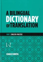 A Bilingual Dictionary of Translation L - Z