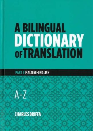 A Bilingual Dictionary of Translation A - Z